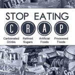 Stop eating it!